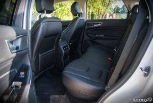 Ford Edge wnętrze - 06