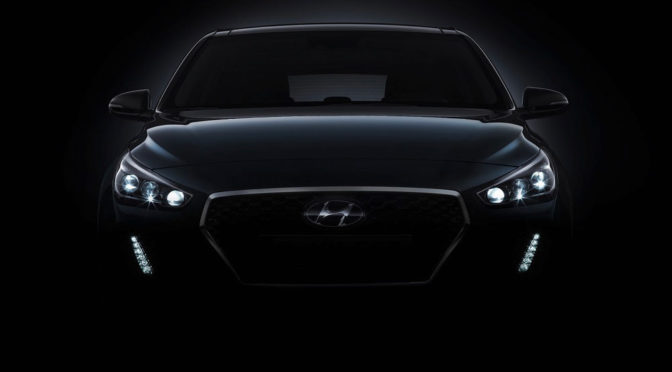 Nowy Hyundai i30 (2017) – zdjęcia, silniki, informacje. Dynamiczniej, nowocześniej, z turbo