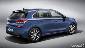 Hyundai i30 - 3 generacja
