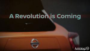 Nowy Nissan Micra 2017 - tył i wypukłe światła