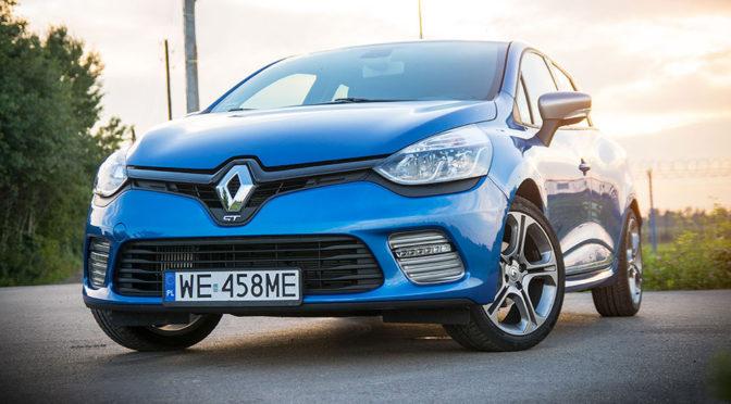 """Renault Clio Grandtour GT 1,2 TCe 120 EDC. Sportowe kombi z jednym """"ale"""" – TEST"""