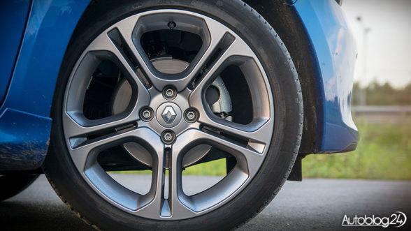 Renault Clio Grandtour GT - felga