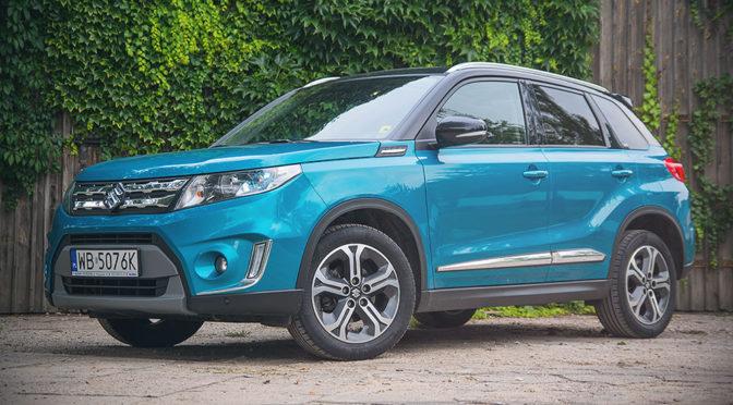 Suzuki Vitara 1,6 VVT XLED AllGrip 4WD – TEST