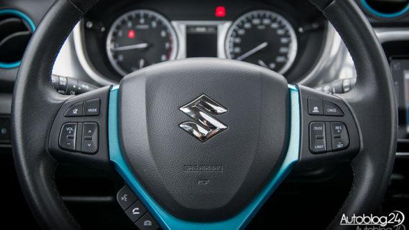 Suzuki Vitara - kierownica