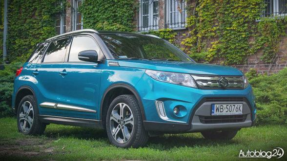 Suzuki Vitara - nowa generacja