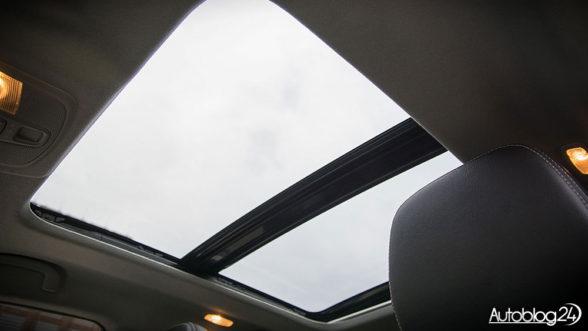Suzuki Vitara - panoramiczny dach