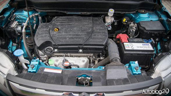 Suzuki Vitara - silnik 1,6 VVT