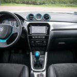 Suzuki Vitara wnętrze - 01