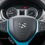 Suzuki Vitara wnętrze - 09
