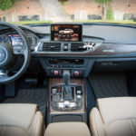 Audi A6 Allroad wnętrze - 01