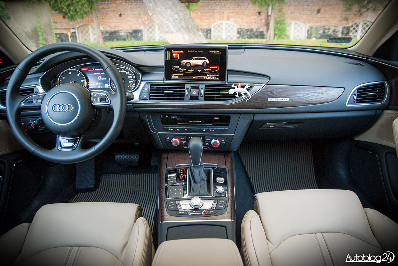 Audi A6 Allroad C7 3 0 Tdi Quattro Konkretne Kombi Test