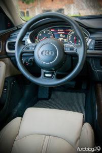 Audi A6 Allroad wnętrze - 02