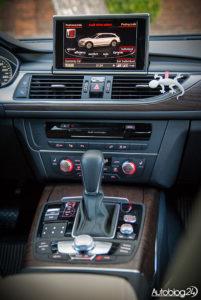Audi A6 Allroad wnętrze - 03