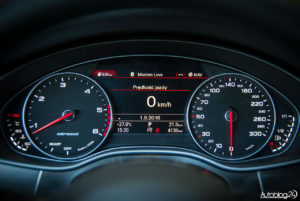 Audi A6 Allroad wnętrze - 05