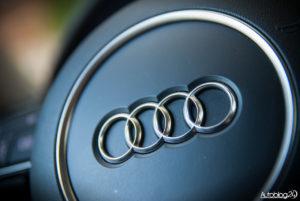 Audi A6 Allroad wnętrze - 09
