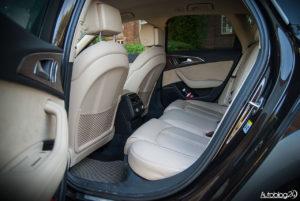 Audi A6 Allroad wnętrze - 11
