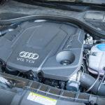 Audi A6 Allroad wnętrze - 12