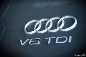 Audi A6 Allroad wnętrze - 13