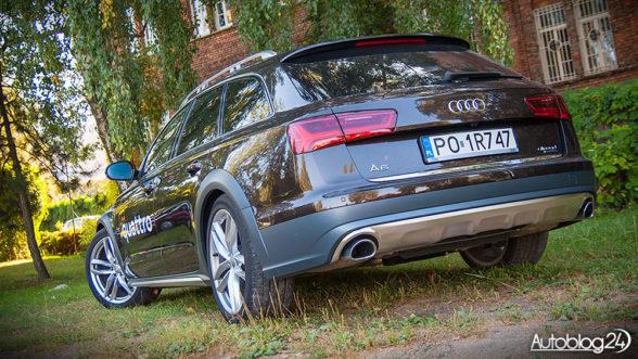 Audi A6 allroad - 2016