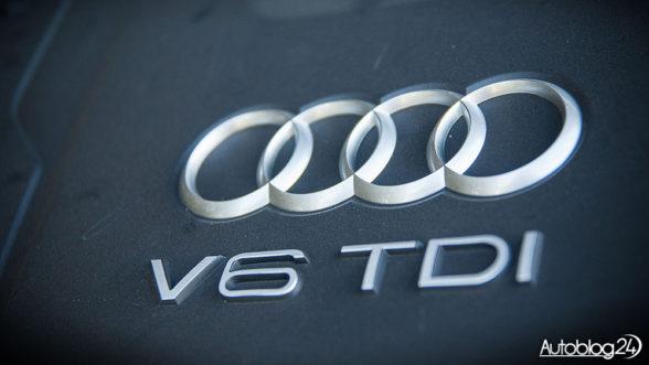 Audi A6 allroad - silnik V6 TDI