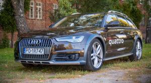 Audi A6 Allroad (C7) 3,0 TDI quattro. Konkretne kombi – TEST