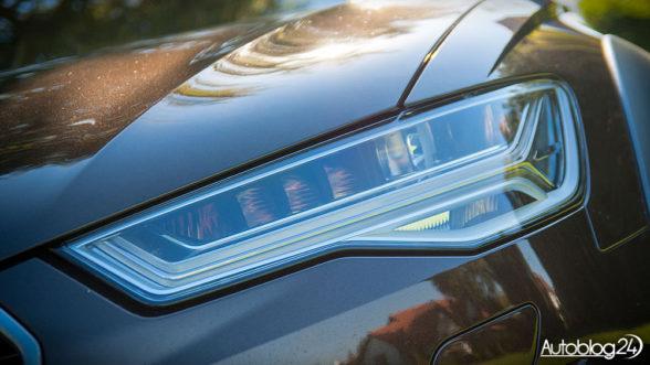Audi LED Matrix-Beam