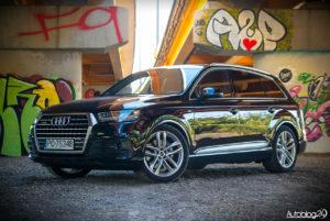 Audi Q7 galeria - 01