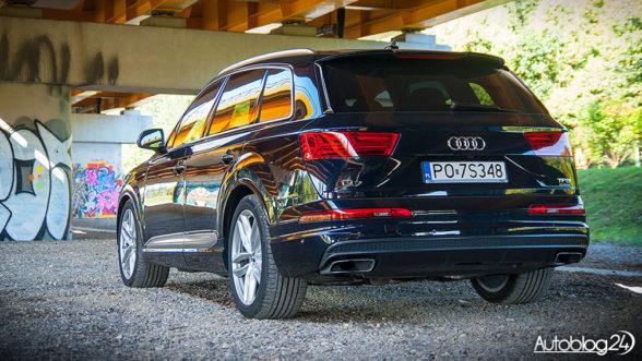 Audi Q7 (2 generacja) - wygląd