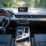 Audi Q7 zdjęcia wnętrza - 01