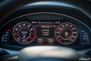 Audi Q7 zdjęcia wnętrza - 05