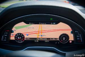 Audi Q7 zdjęcia wnętrza - 06