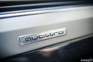Audi Q7 zdjęcia wnętrza - 12