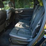 Audi Q7 zdjęcia wnętrza - 14