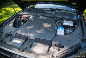 Audi Q7 zdjęcia wnętrza - 15