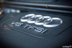 Audi Q7 zdjęcia wnętrza - 16