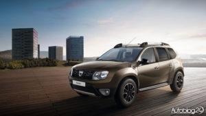 Dacia Duster - odświeżony model na 2016 rok