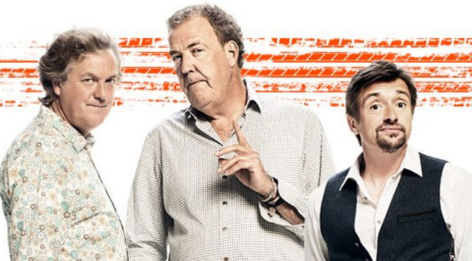 Problemy The Grand Tour z prawem - BBC kopie dla Top Gear grób
