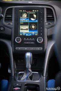 Renault Megane GT środek (galeria) - 03