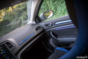 Renault Megane GT środek (galeria) - 04