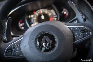 Renault Megane GT środek (galeria) - 05