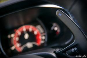 Renault Megane GT środek (galeria) - 06