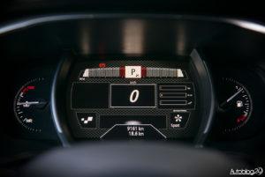 Renault Megane GT środek (galeria) - 08