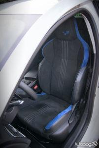 Renault Megane GT środek (galeria) - 17