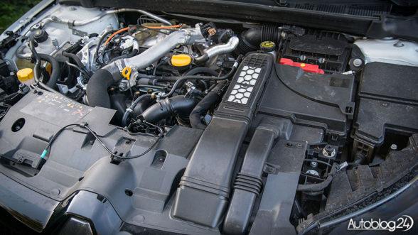 Renault Megane GT - silnik TCe ma 205 K