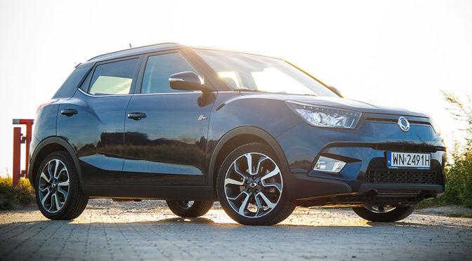 SsangYong Tivoli 1,6 diesel Sapphire 4WD. Zaskakujący miejski SUV – TEST