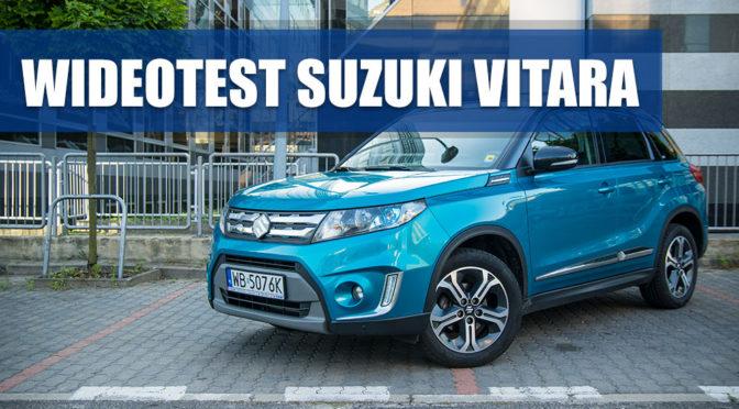 Mały SUV w lekki teren, czyli wrażenia z jazdy Suzuki Vitara na wideo