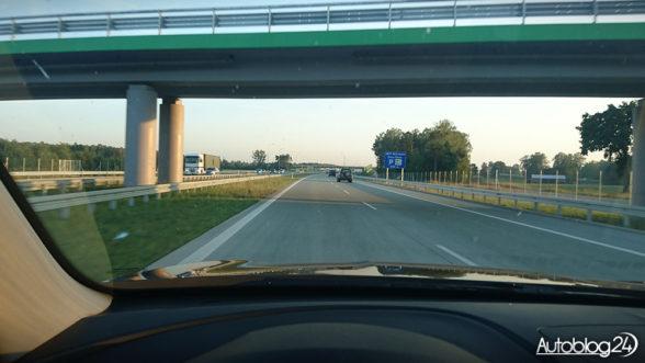 Autostrada A1 na odcinku Stryków - Tuszyn