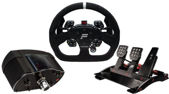 Fanatec Club Sport - drogie kierownice do Xbox One