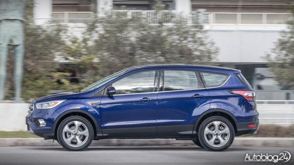 Ford Kuga 2017 - bok samochodu