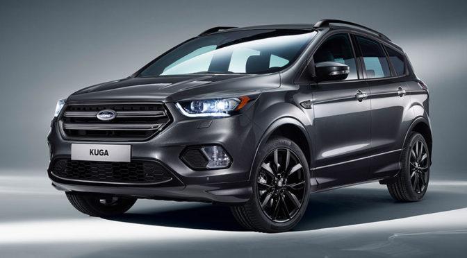 Ford Kuga (2017) FL – zdjęcia, silniki, cena tego SUV'a po kuracji odświeżającej
